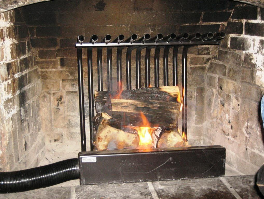 Forced Air Fireplace Heat Exchanger Fireplaces