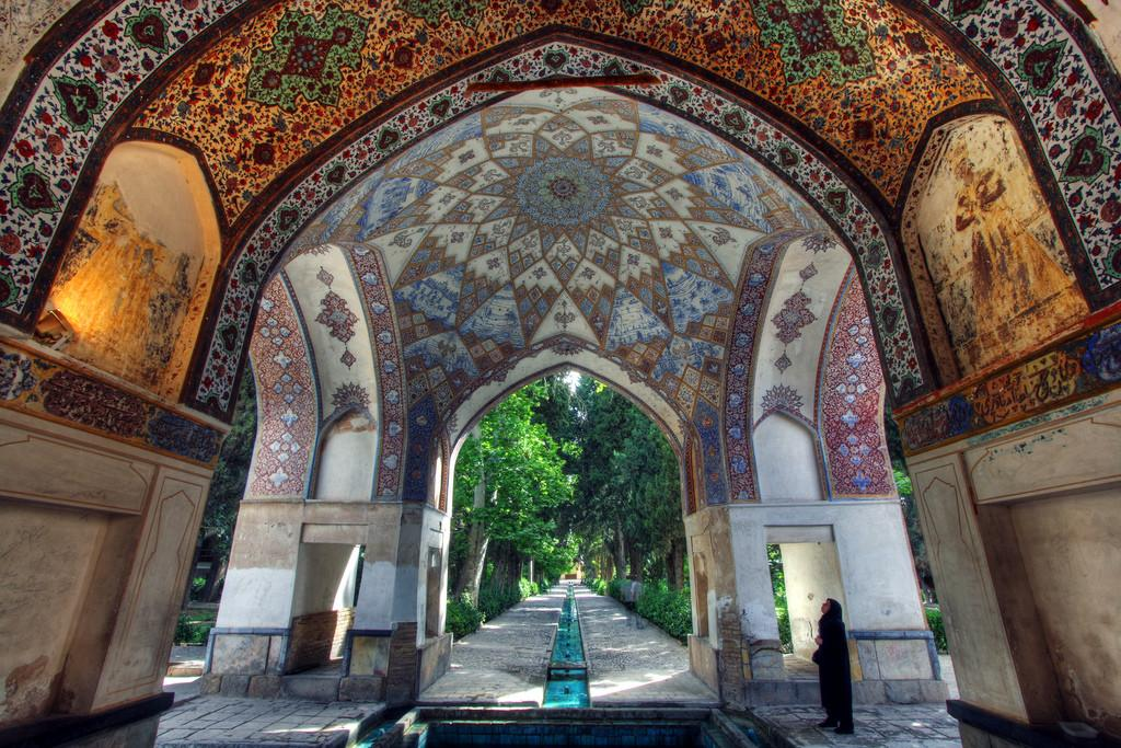 Foreign Tourists Iran Triple One Year Skift