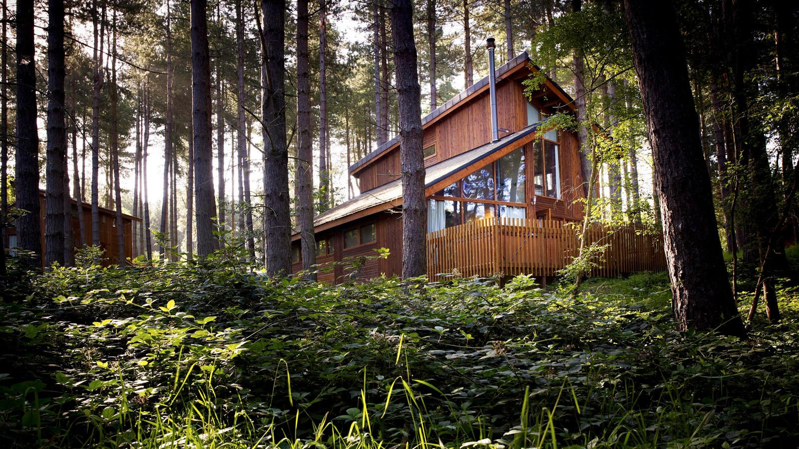 Forest Holidays Holder Mathias Architects