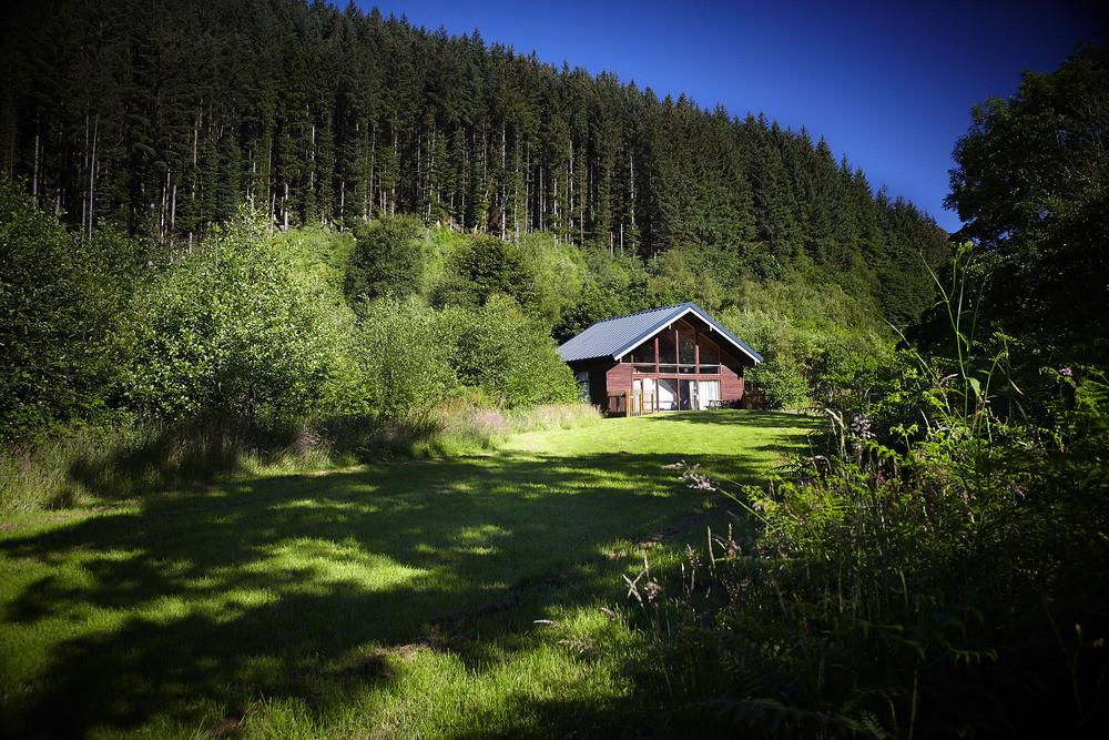 Forest Holidays Strathyre Luxury Woodland Cabins