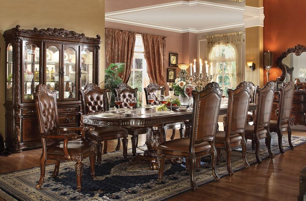Formal Victorian Dining Room Sets Bellamy Mansion