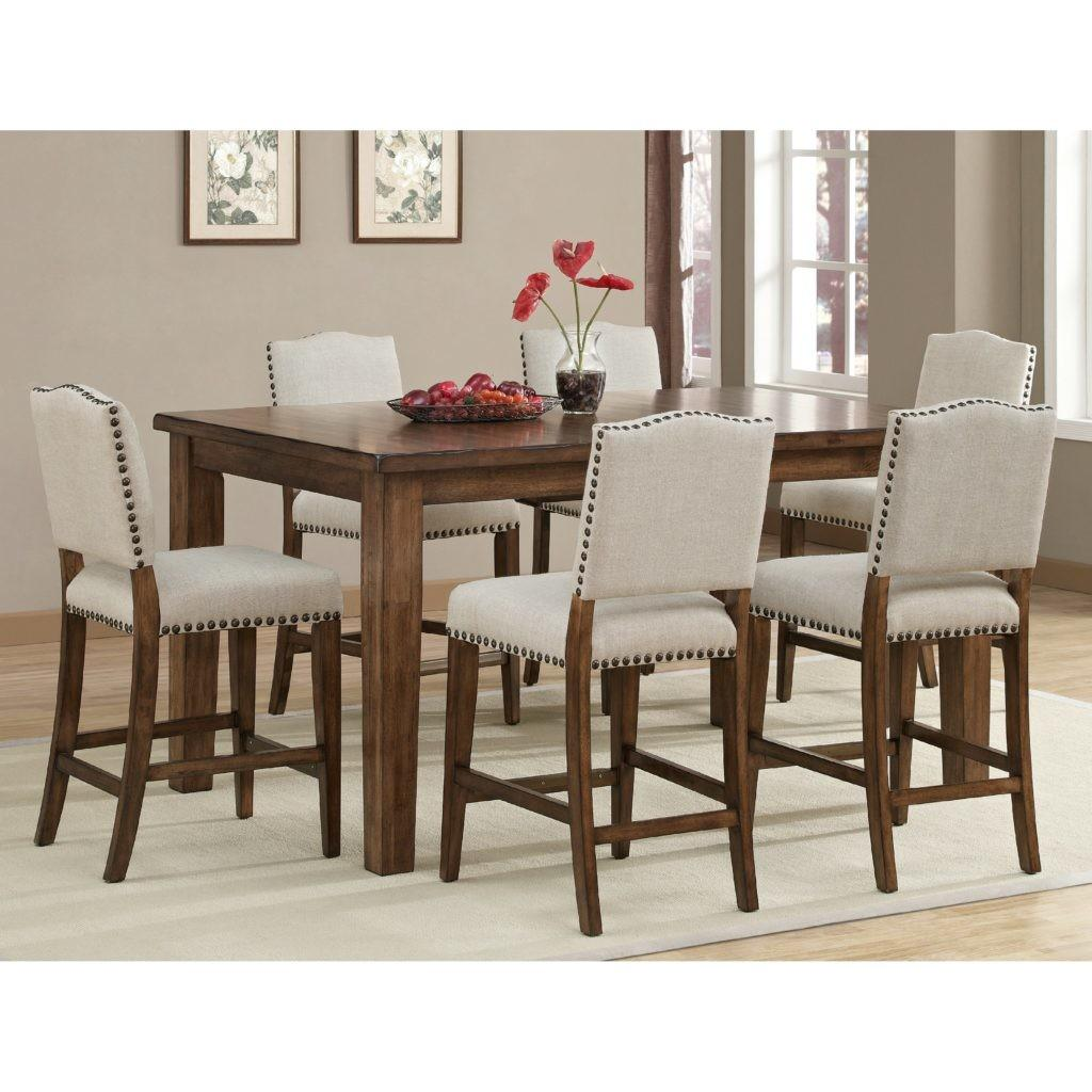 Formalbeauteous Ahb Cameo Counter Height Dining Table