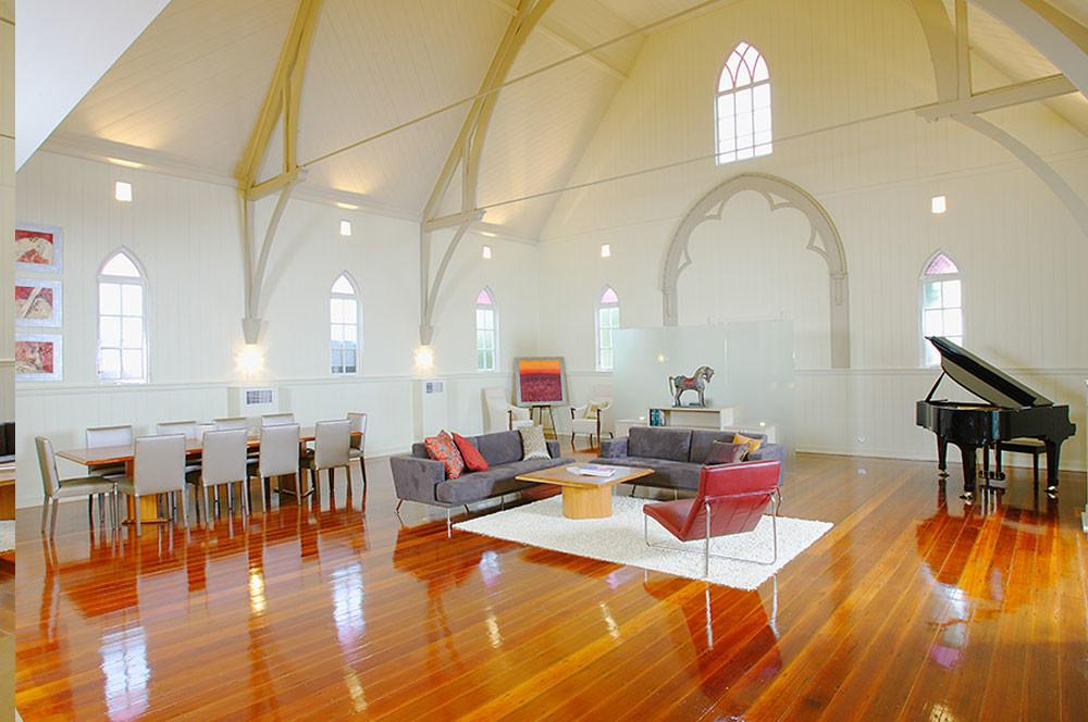 Former Church Clayfield Converted Into Luxurious
