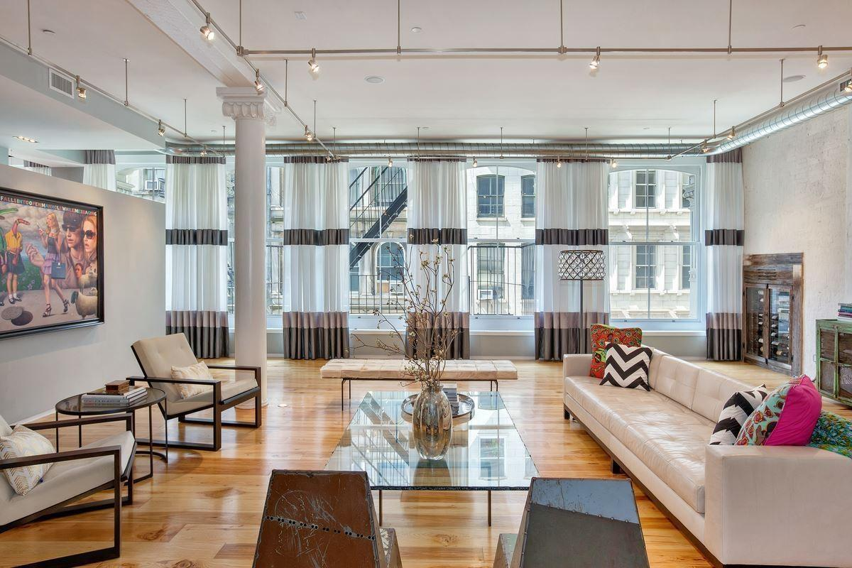 Former Tribeca Commercial Space Now Extravagant