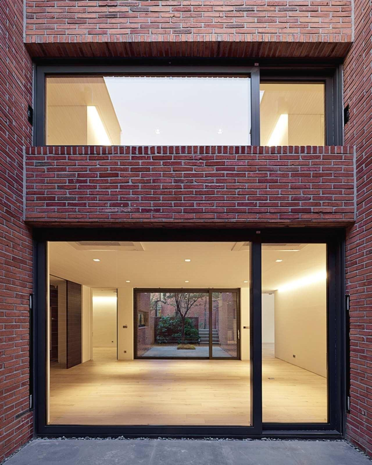 Fortress Brick House Wise Architecture