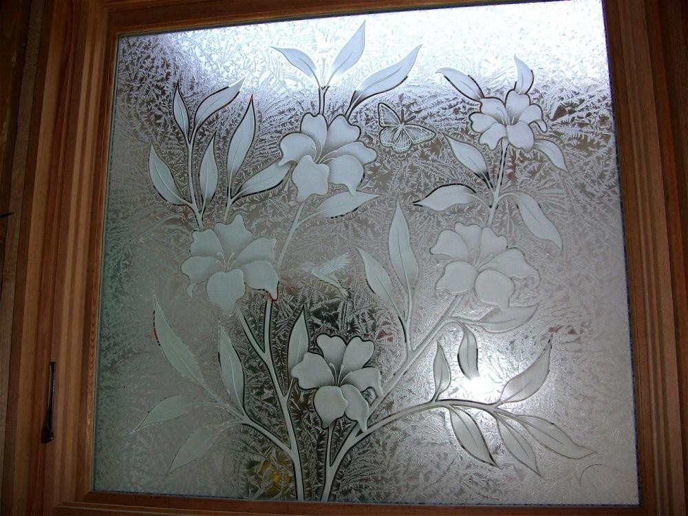 Foundation Dezin Decor Glass Window Design