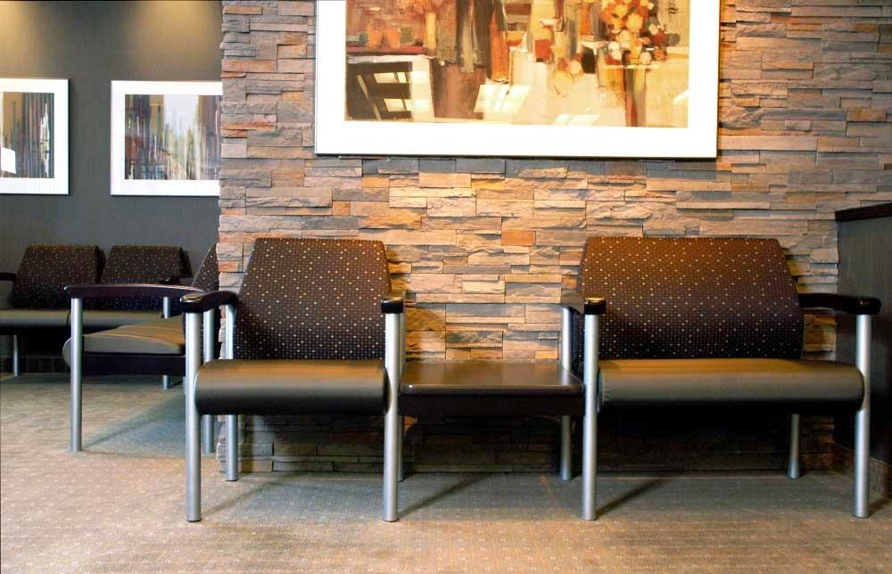 Foundation Dezin Decor Office Waiting Zone Furniture