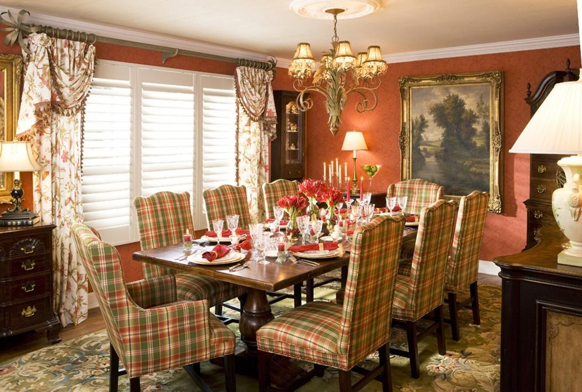 Four Chrome Square Metal Tapering Legs Formal Dining Room