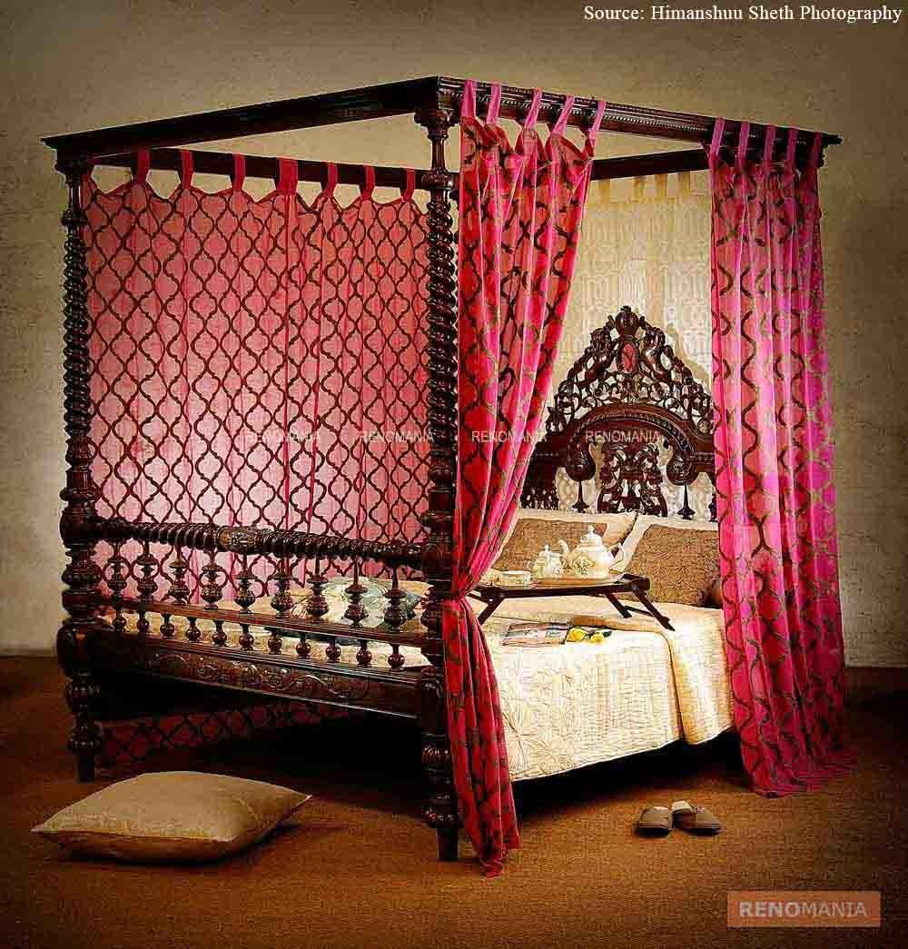 Four Poster King Beds Renomania