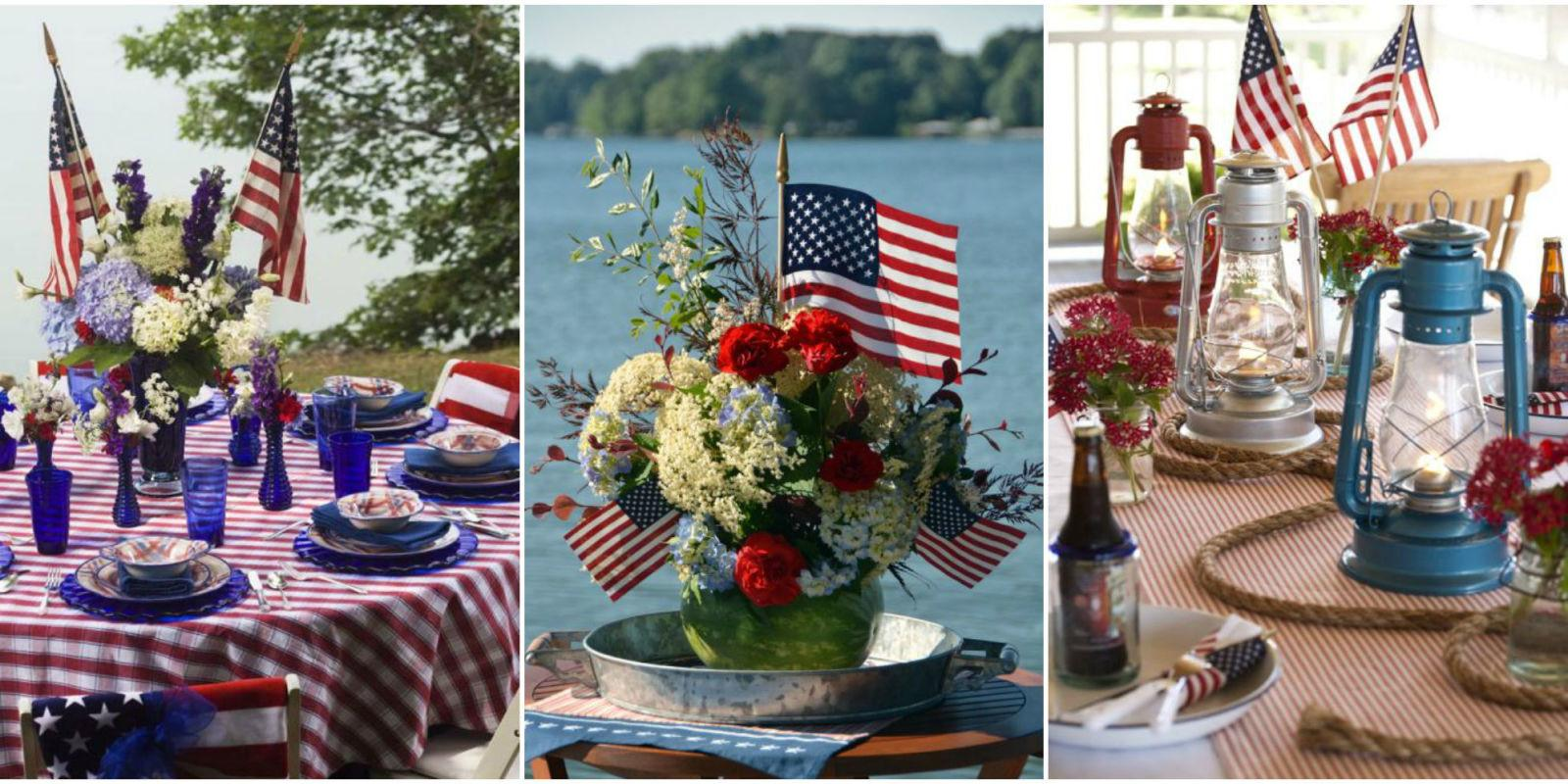 Fourth July Decorations Fabulous Ideas 4th