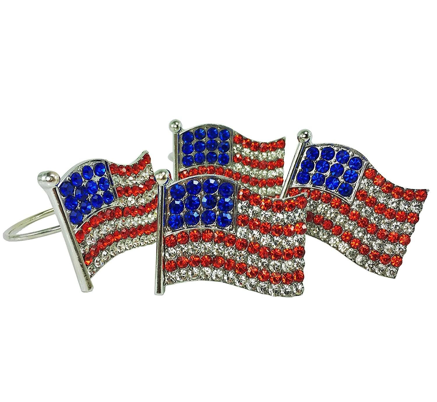Fourth July Napkin Rings Wikii