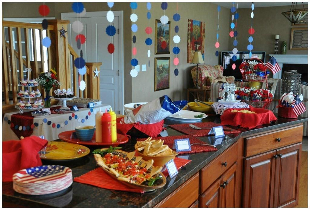 Fourth July Party Summer Ideas Sisters Cities