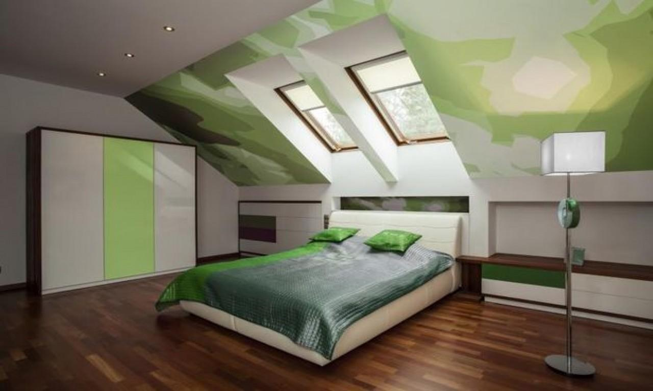 12 Classy Slanted Ceilings Design Ideas That Abound With Elegance
