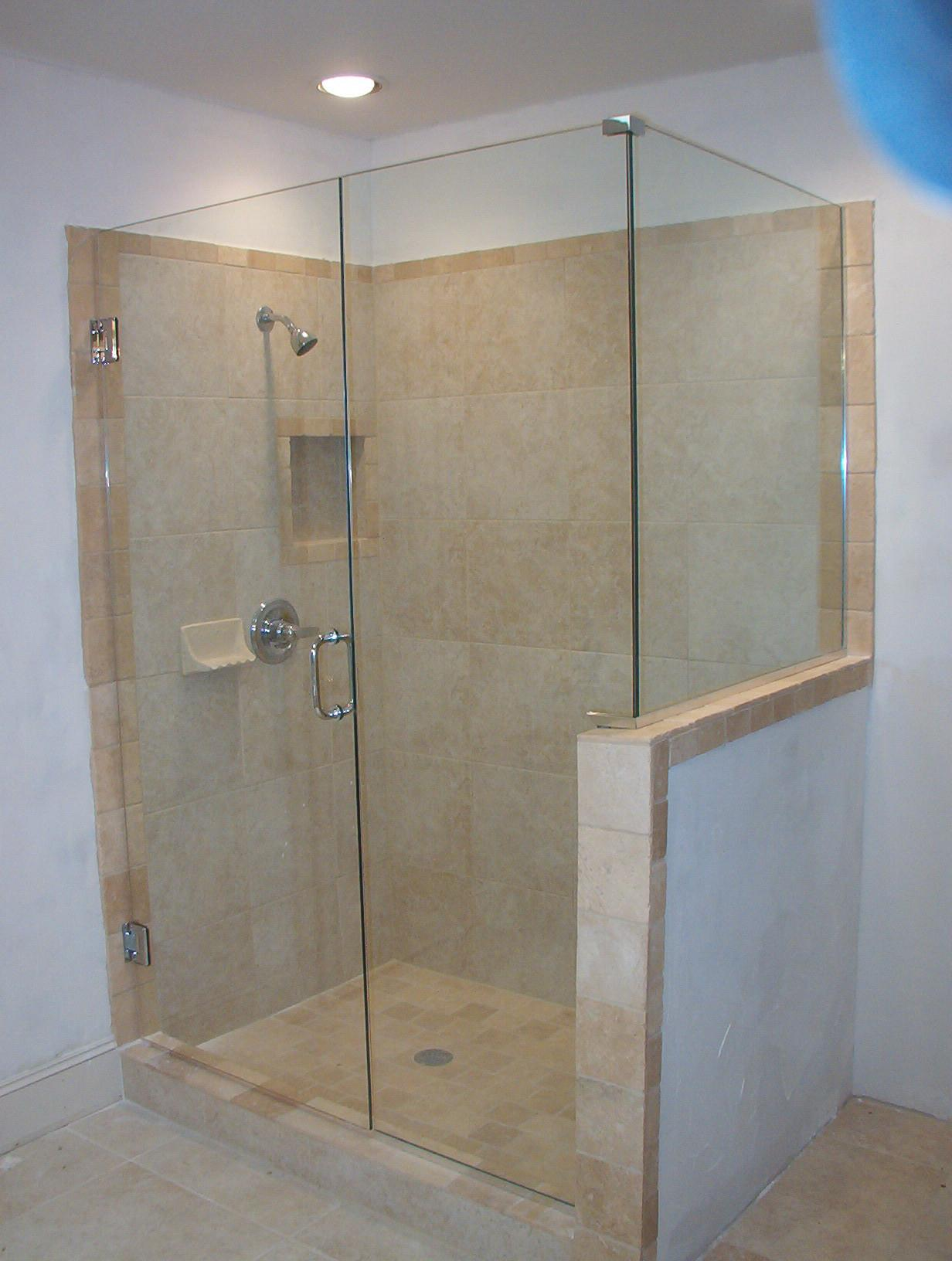 Frameless Shower Glass Doors Enclosure Todays