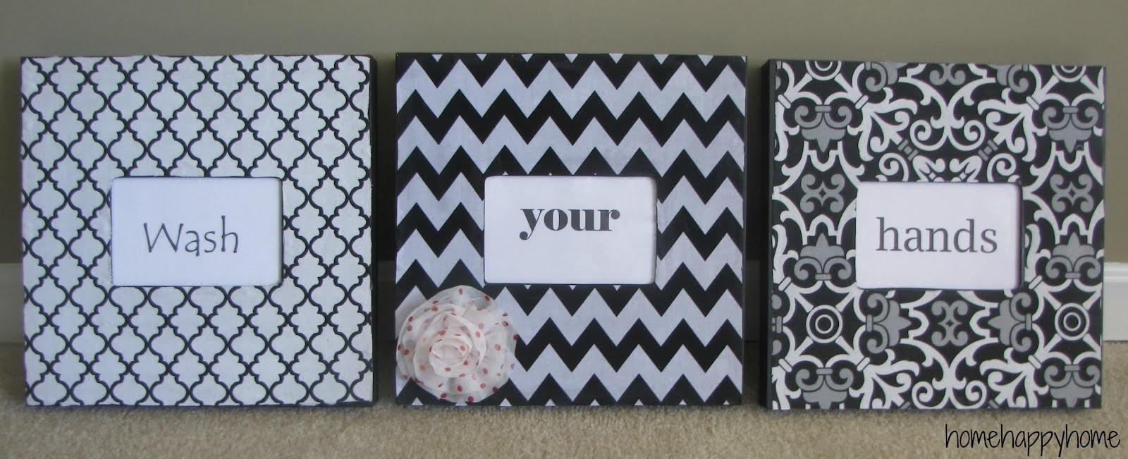 Frames Fabric Diy Home Decorating Excellence