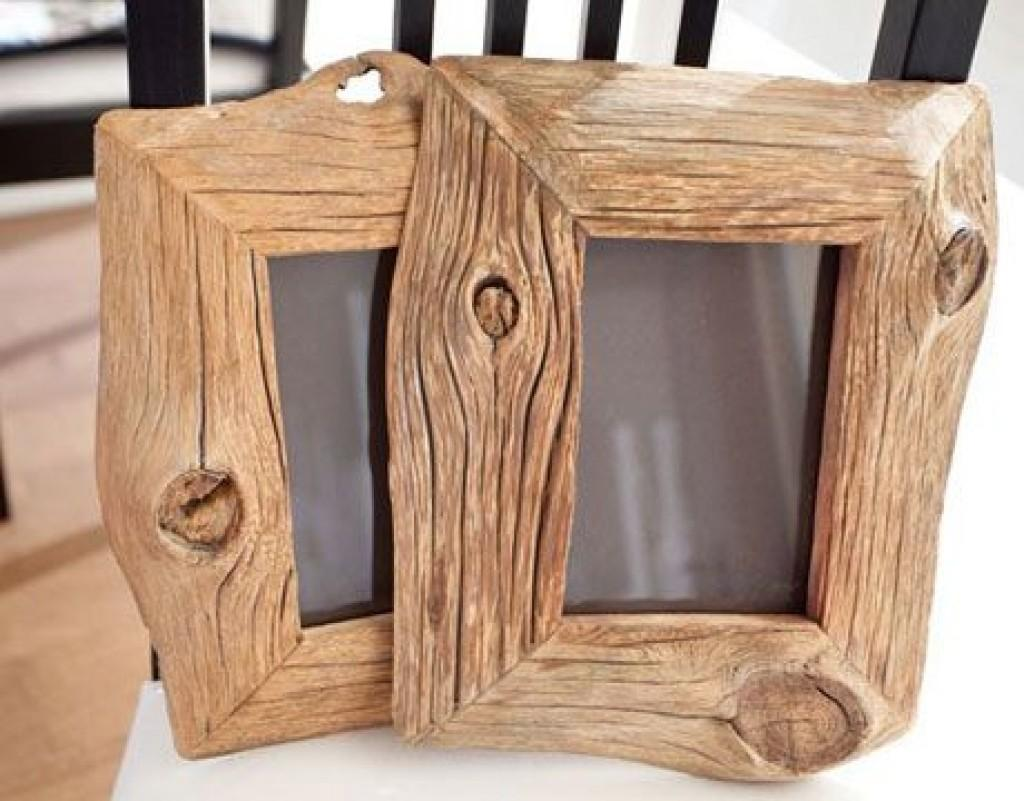 Frames Wooden Decorate Ready