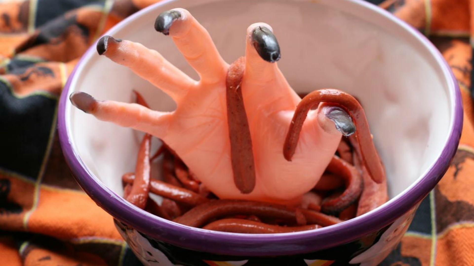 Freaky Halloween Dinners Your Trick Treaters