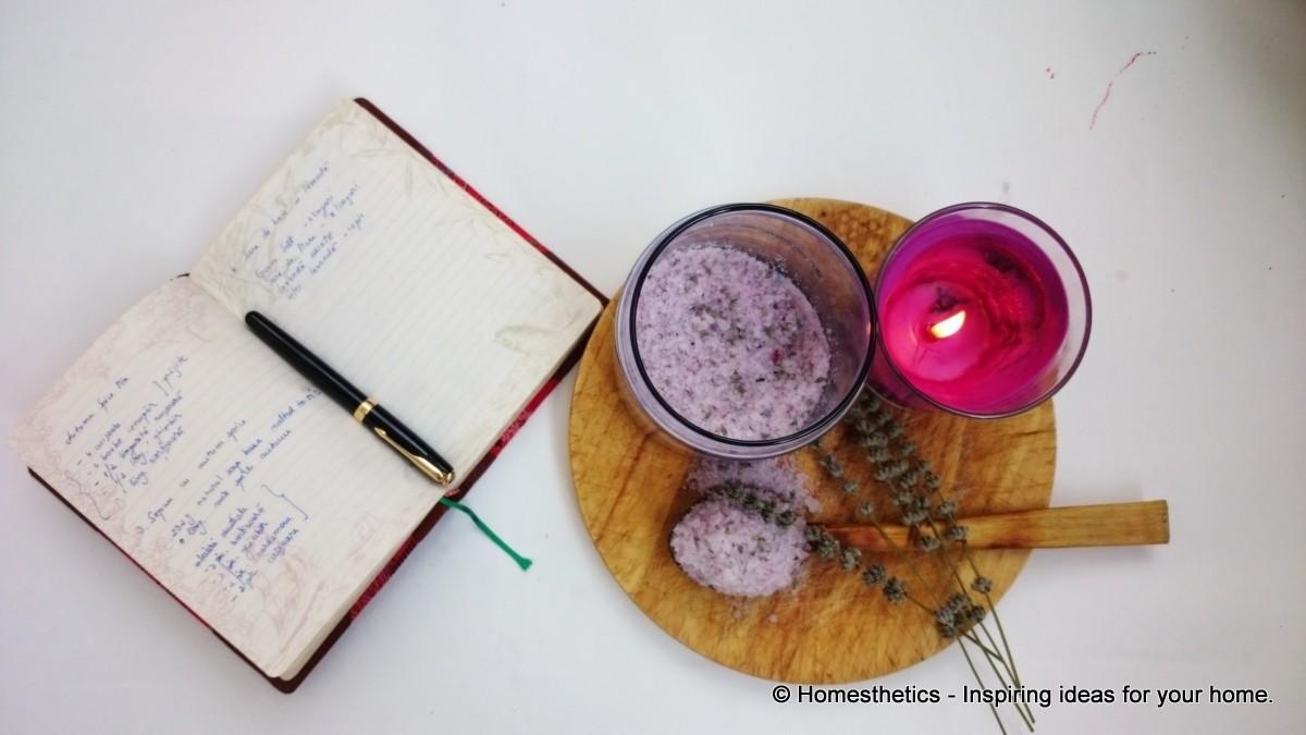French Aroma Your Home Diy Lavender Bath Salts