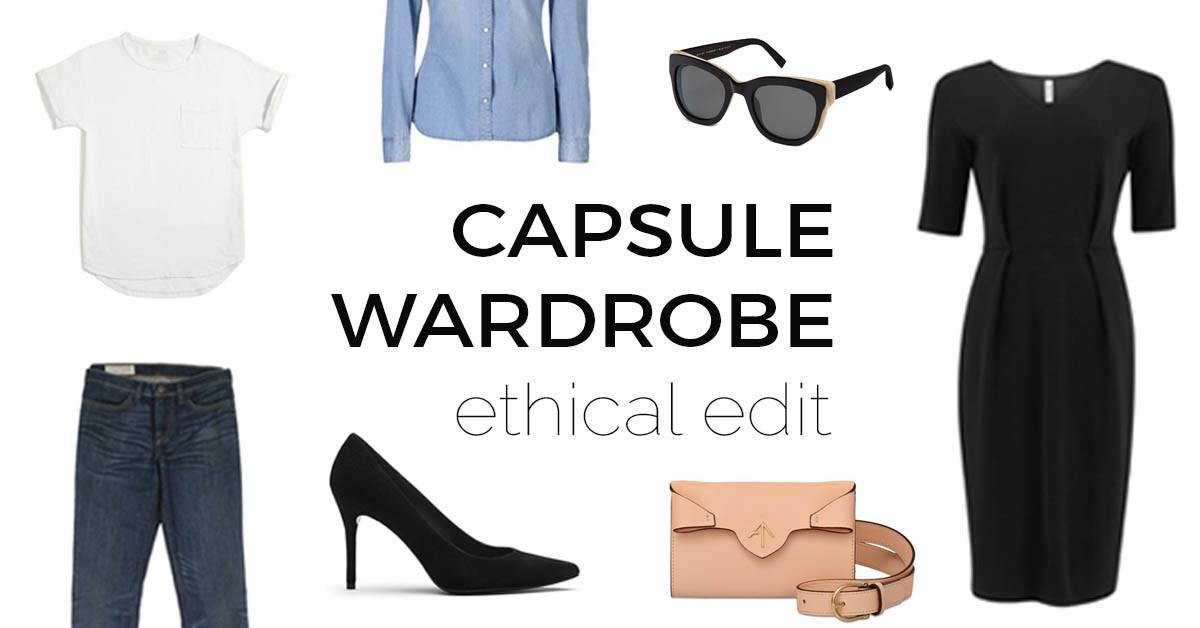 French Capsule Wardrobe Ethical Edition Outfit Ideas