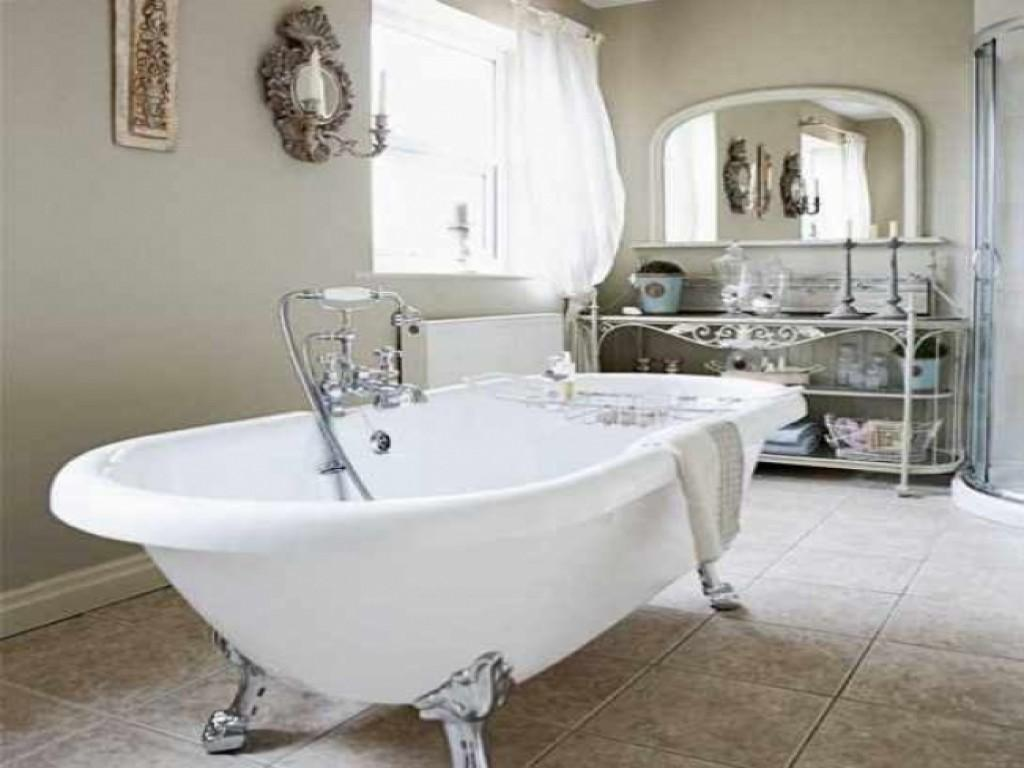 French Country Bathroom Decor Ideas