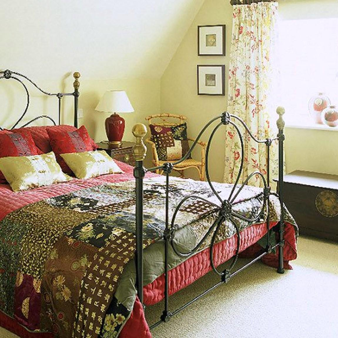 French Country Bedroom Colors Cottage