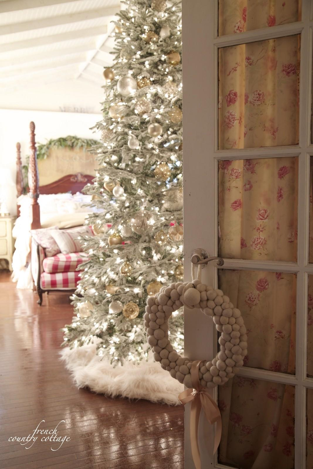 French Country Cottage Christmas Home Tour