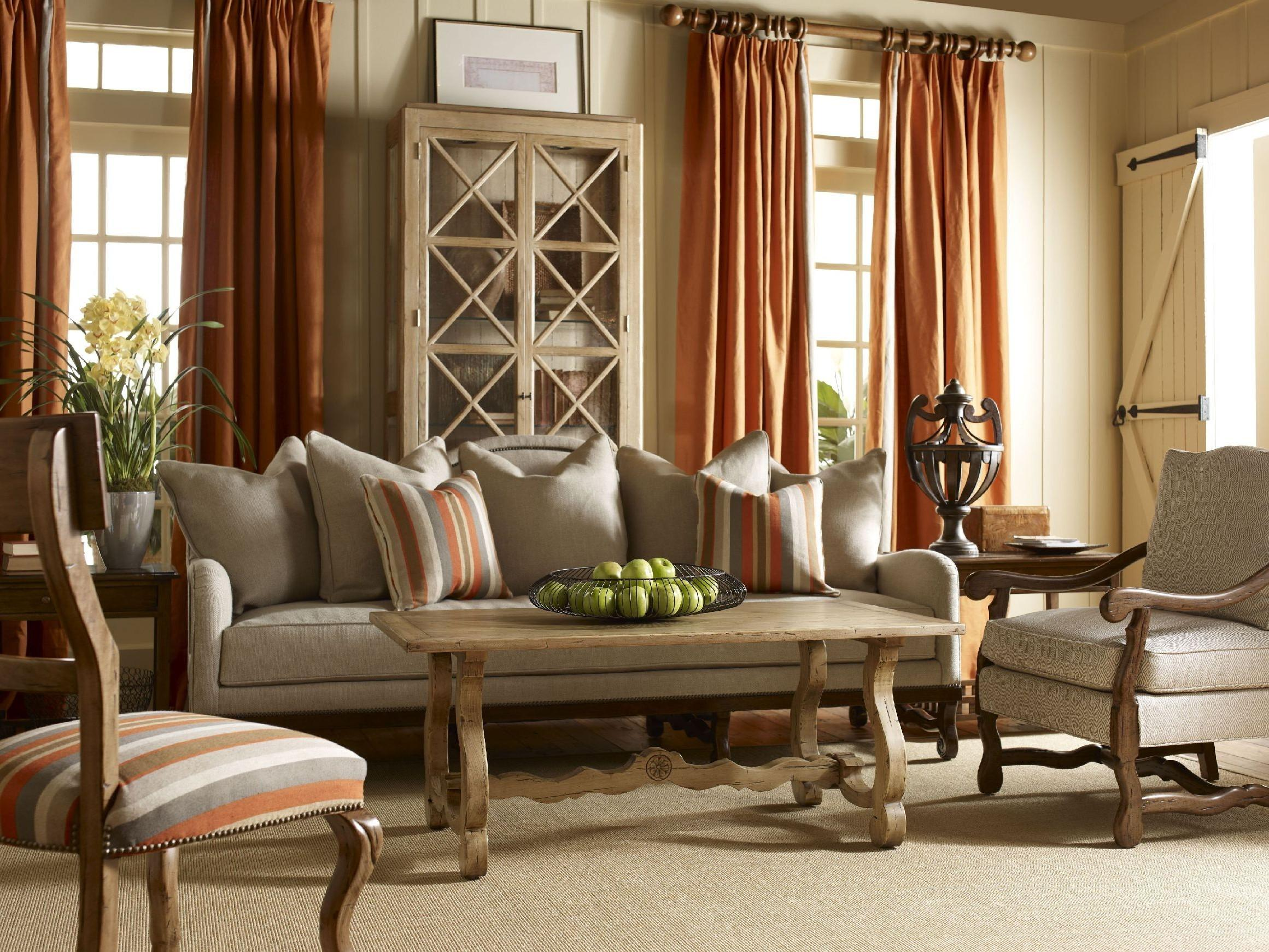 French Country Cottage Decor Living Room Craftsman Home
