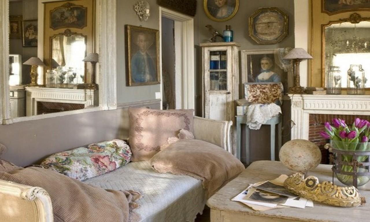 French Country Decor Living Roomcottage Room Rooms