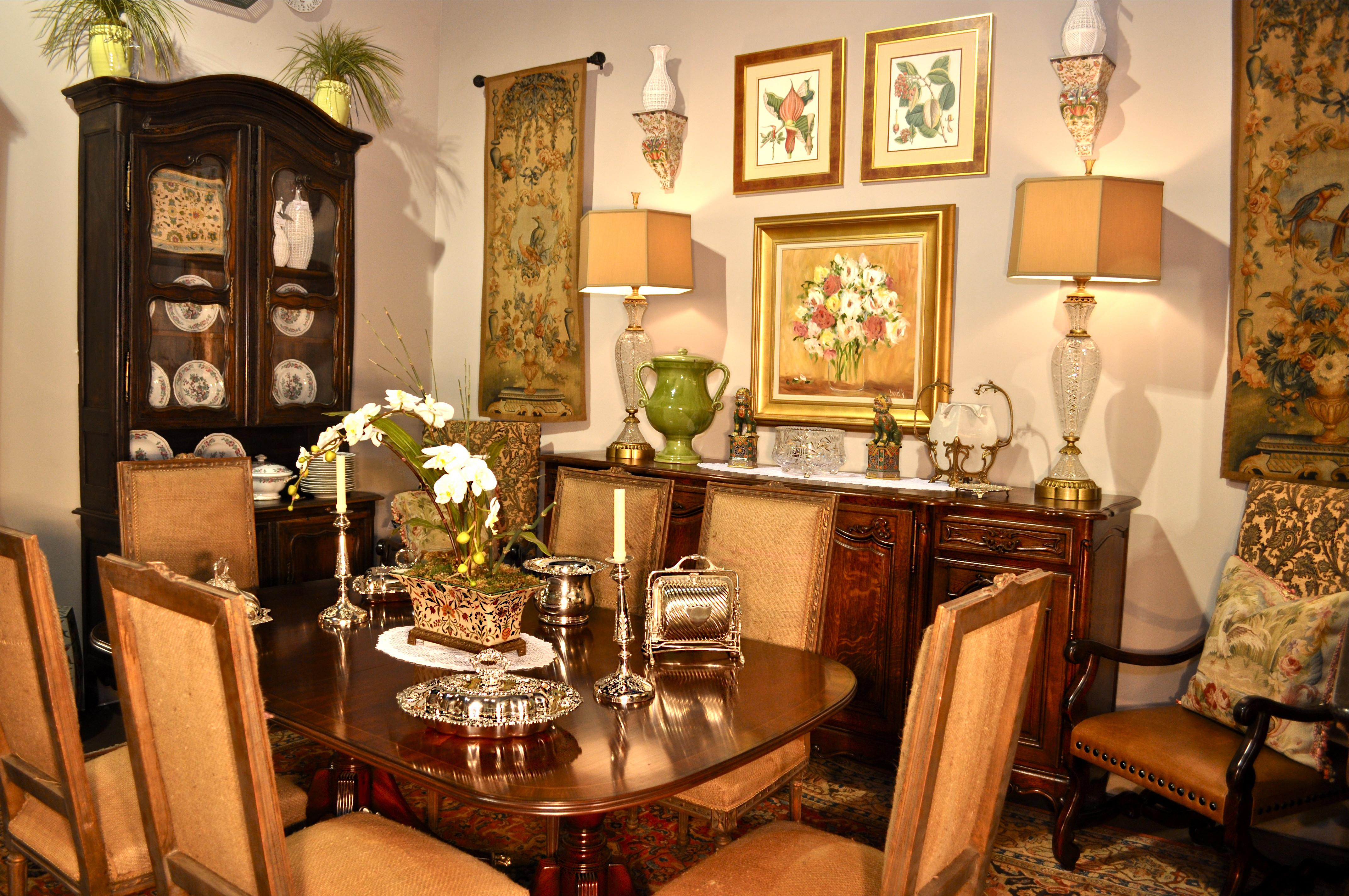 French Country Dining Room Decor 100