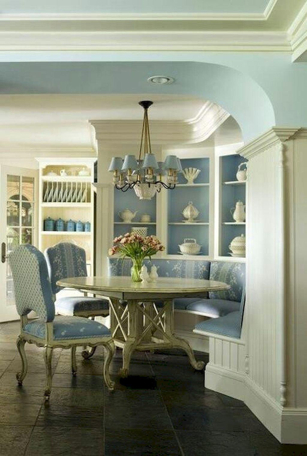 French Country Dining Room Table Decor Ideas