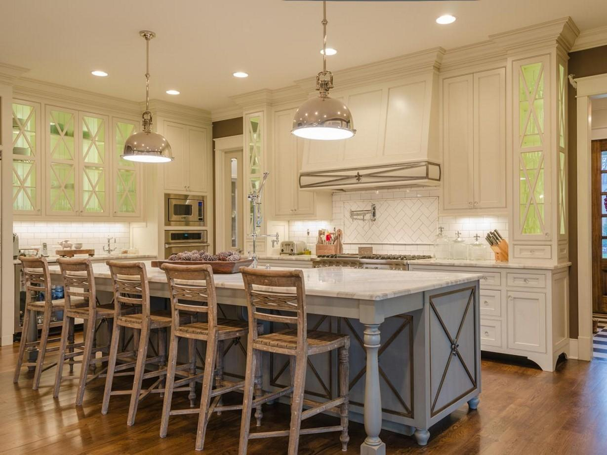 French Country Kitchen Home Decoration Ideas