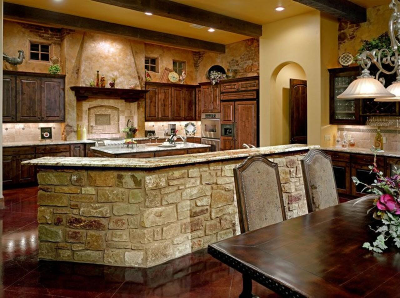 French Country Kitchen Kitchentoday