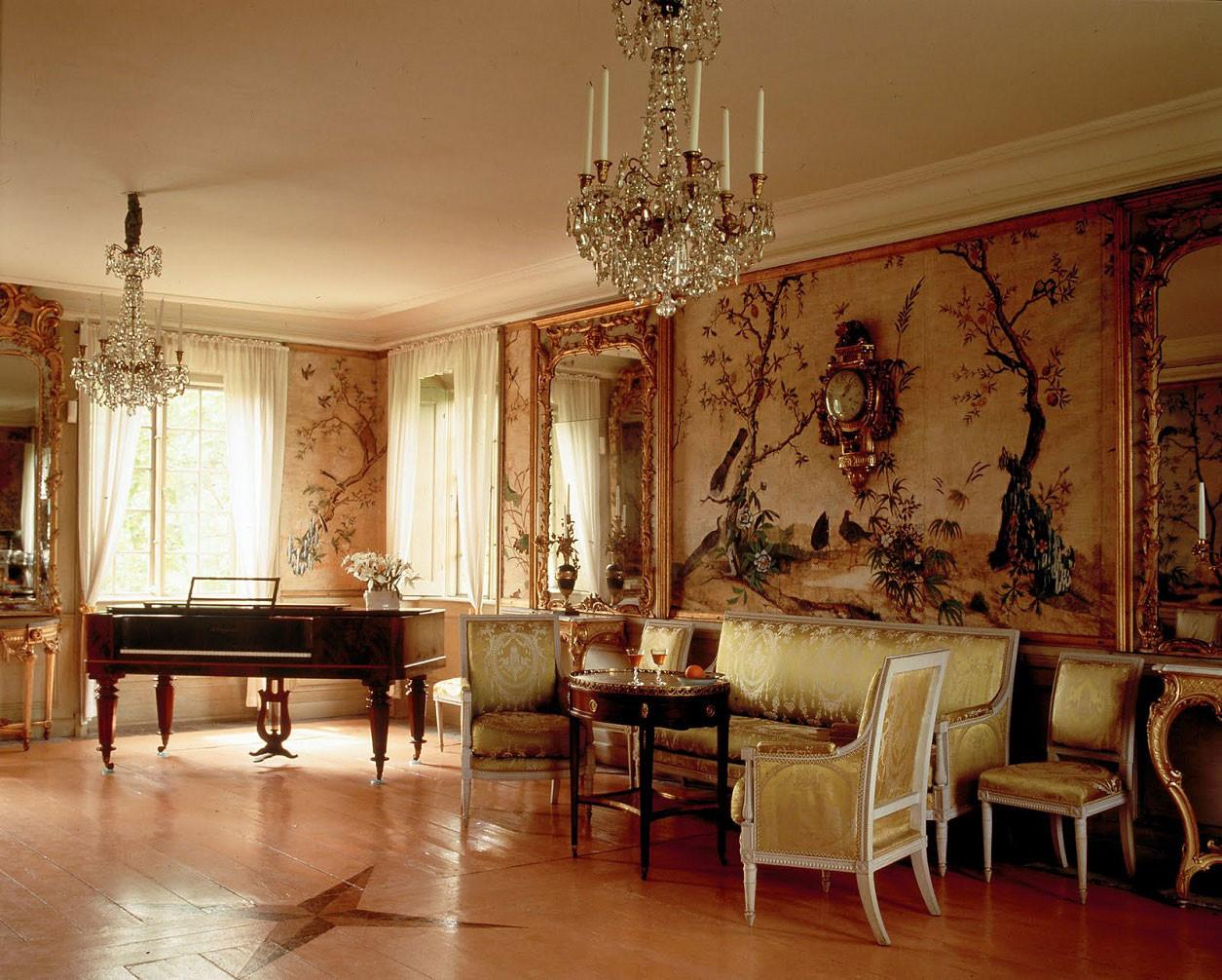French Country Living Room Decobizz