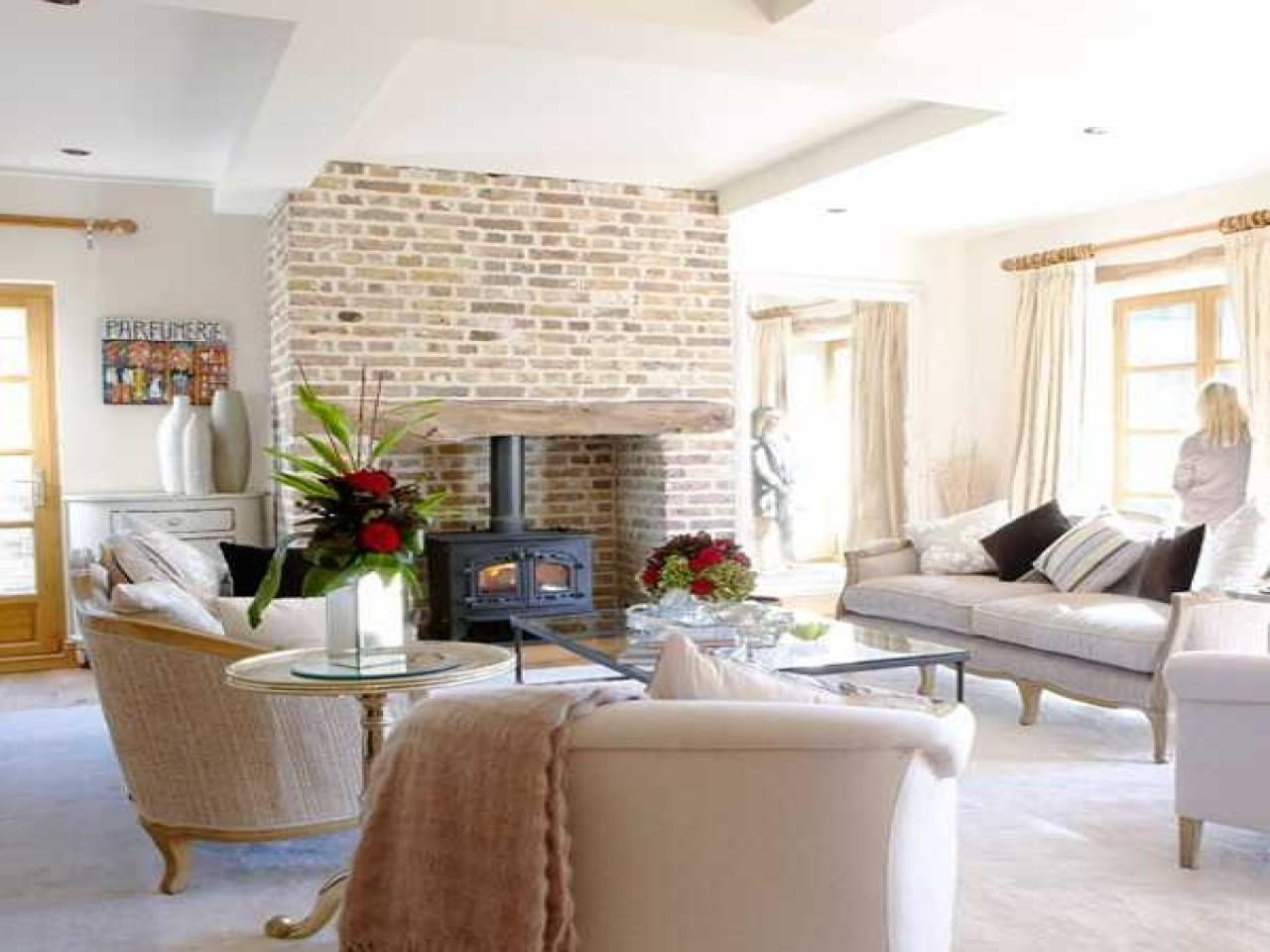 French Country Living Room Ideas Modern House