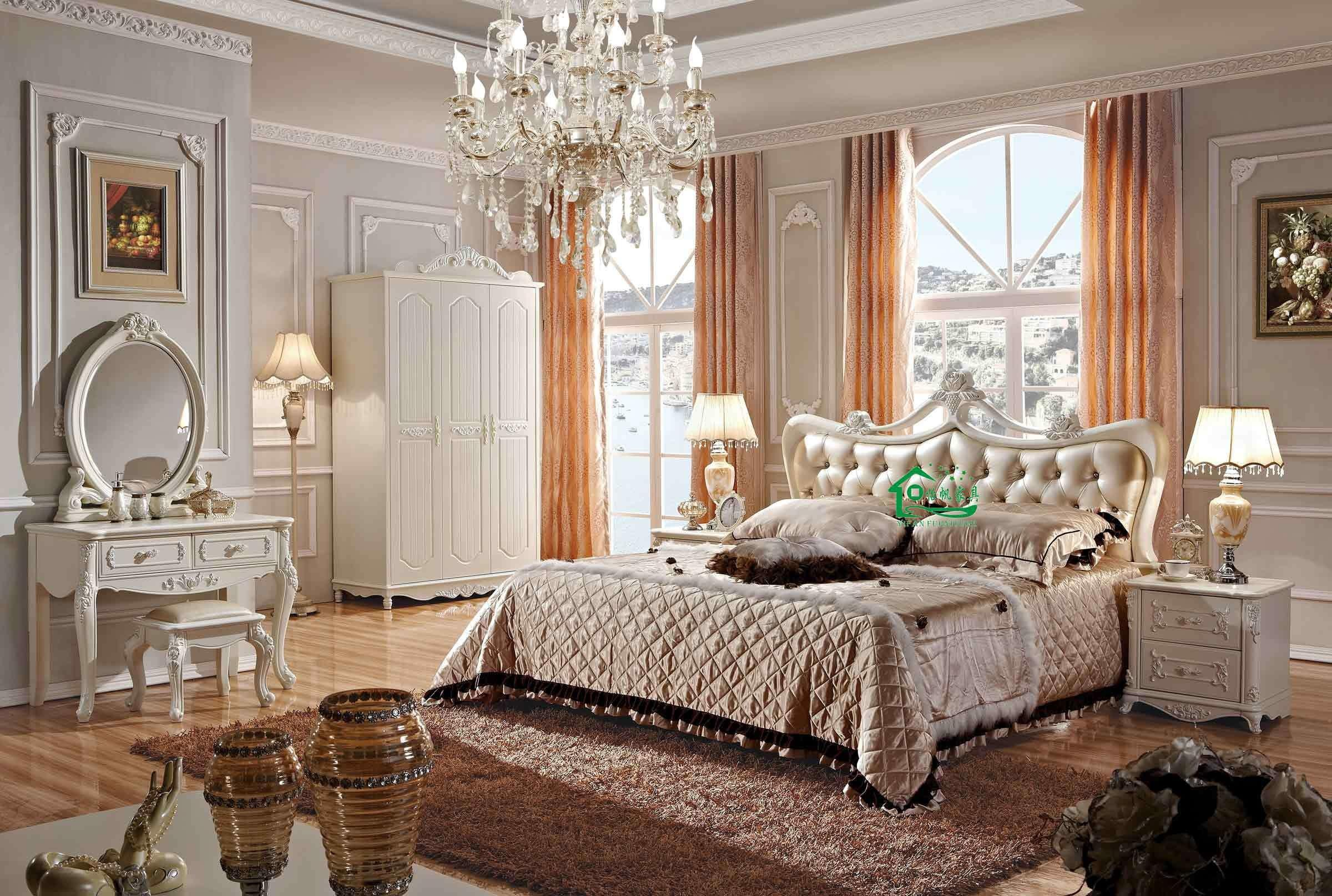 French Designs Bedrooms Home Design Planning