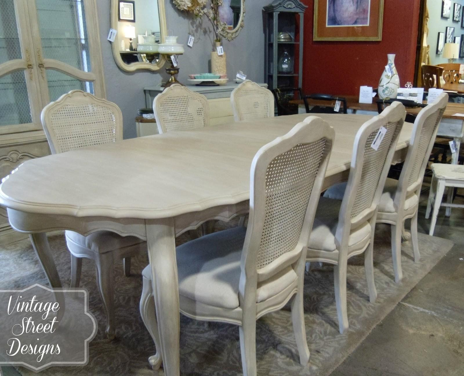 French Dining Room Furniture Country Decor Centerpieces
