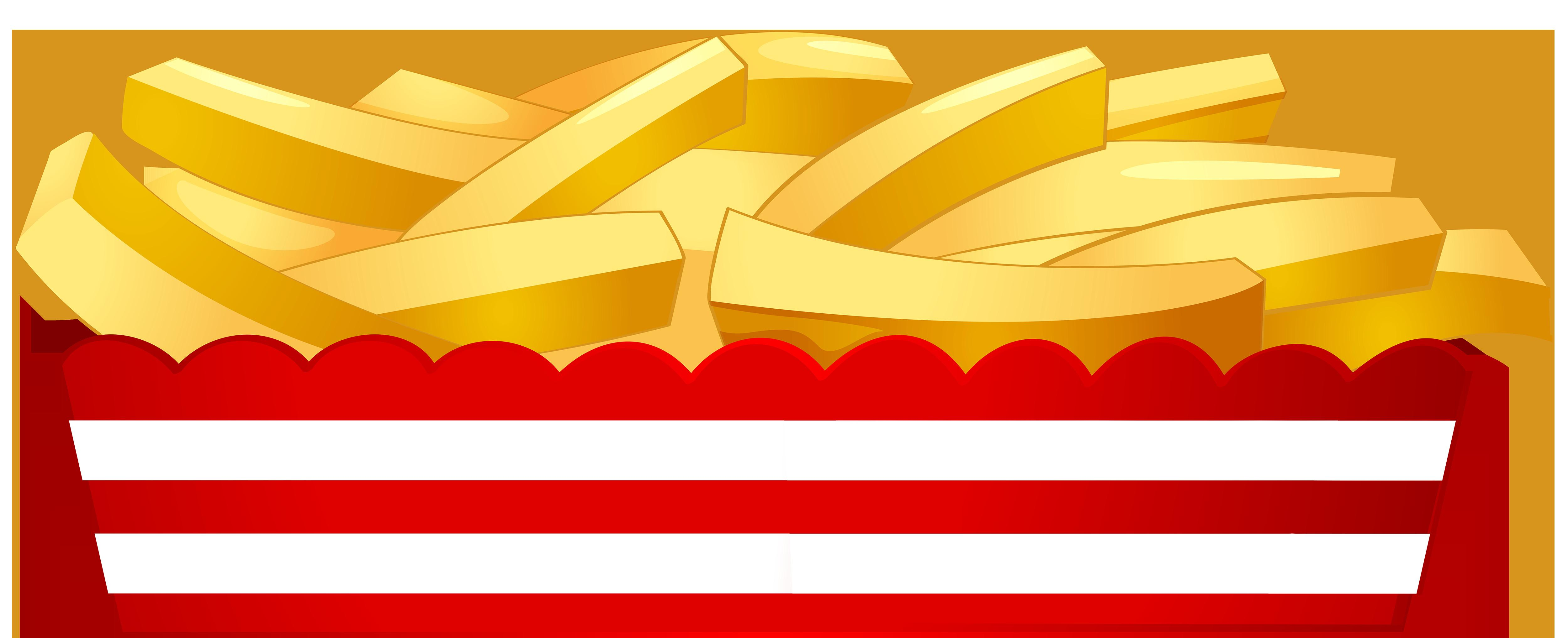 French Fries Clipart Clipground