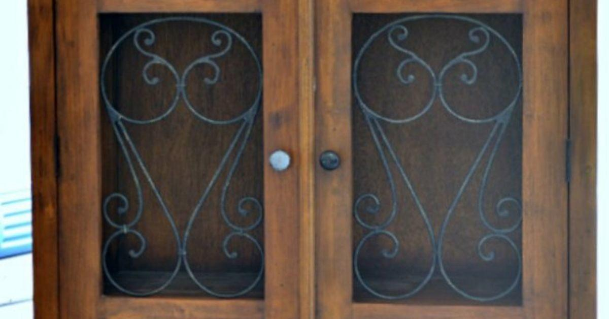 French Inspired Armoire Makeover Hometalk