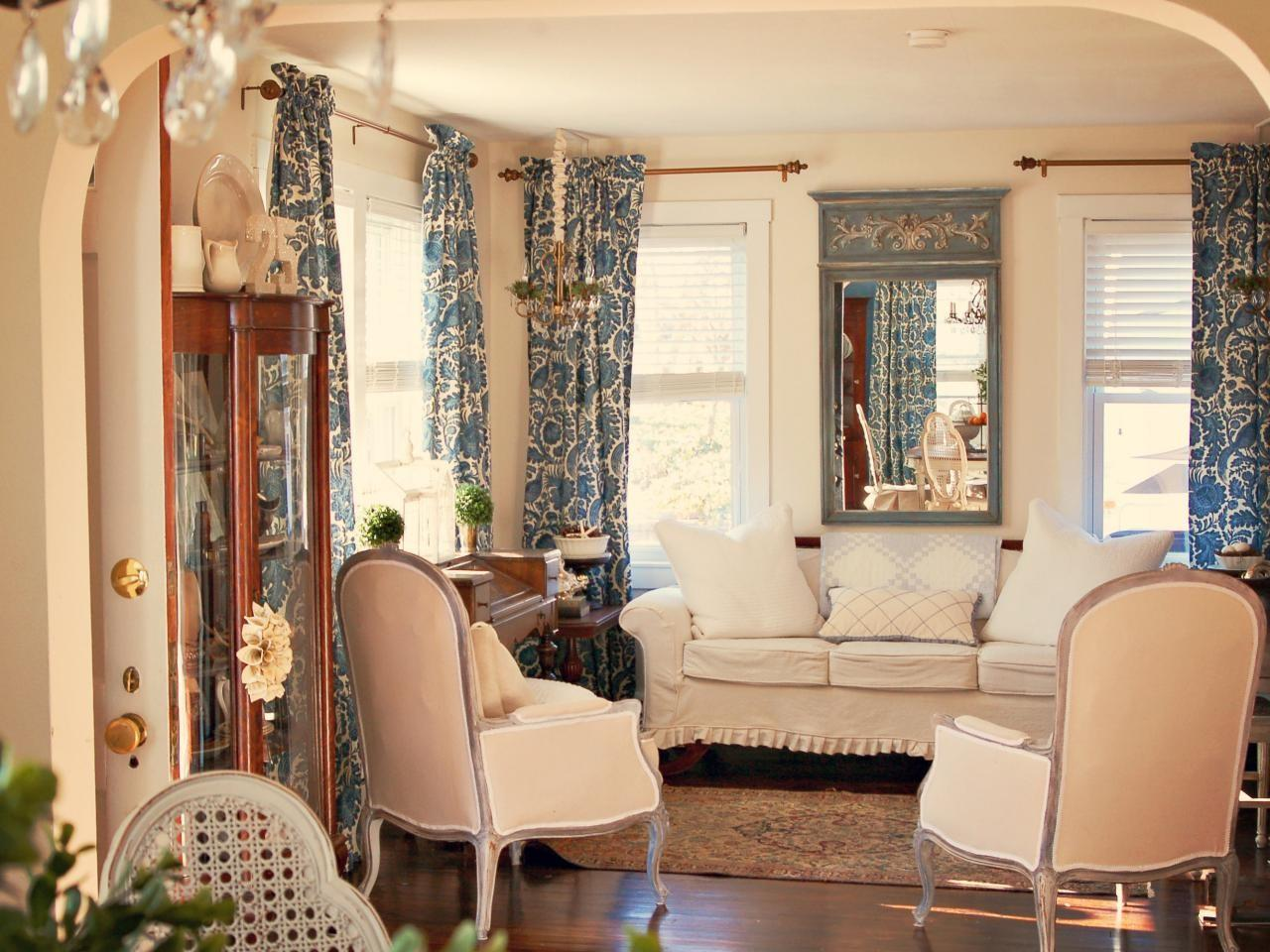 French Inspired Design Interior Styles