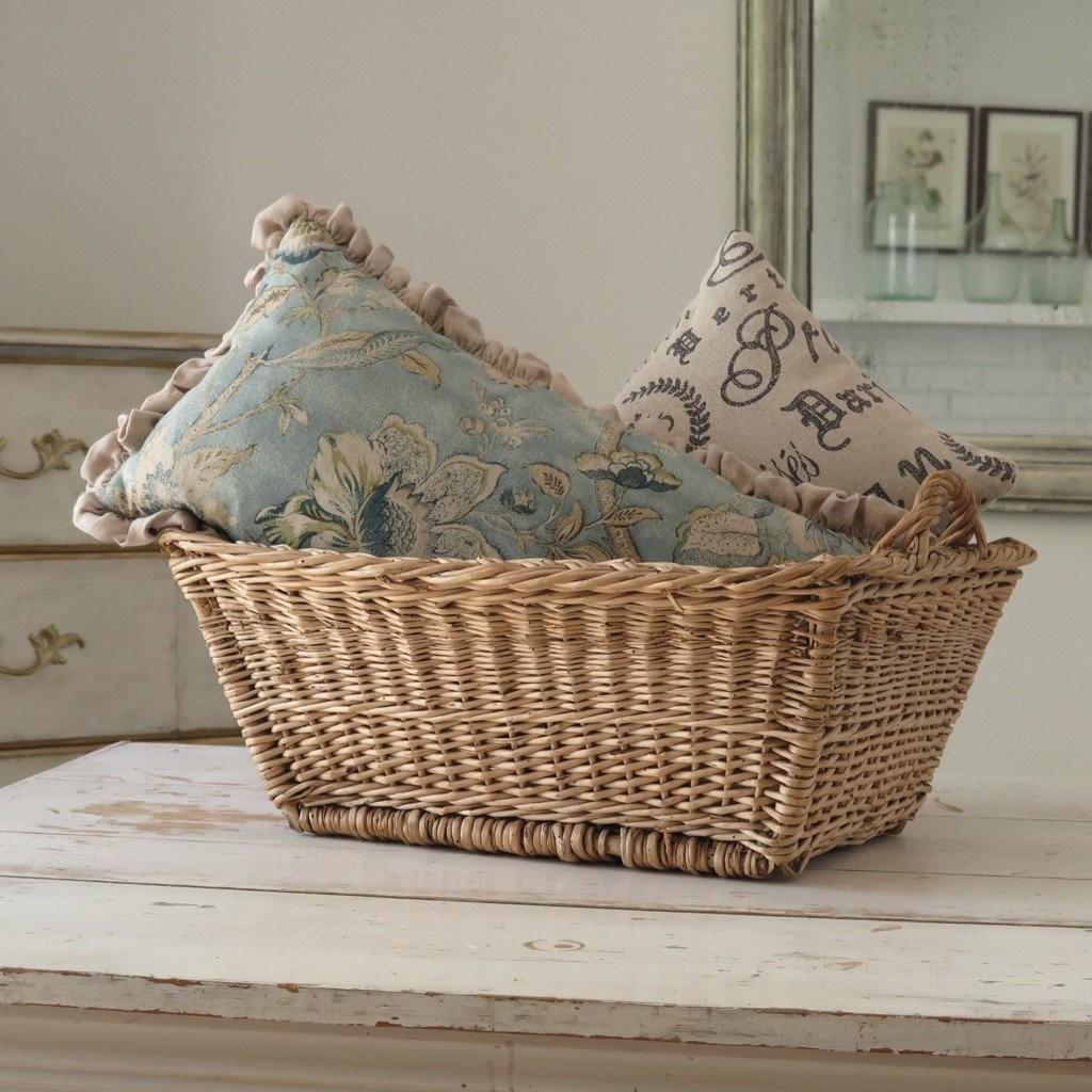 French Laundry Basket Design Sierra Exclusive