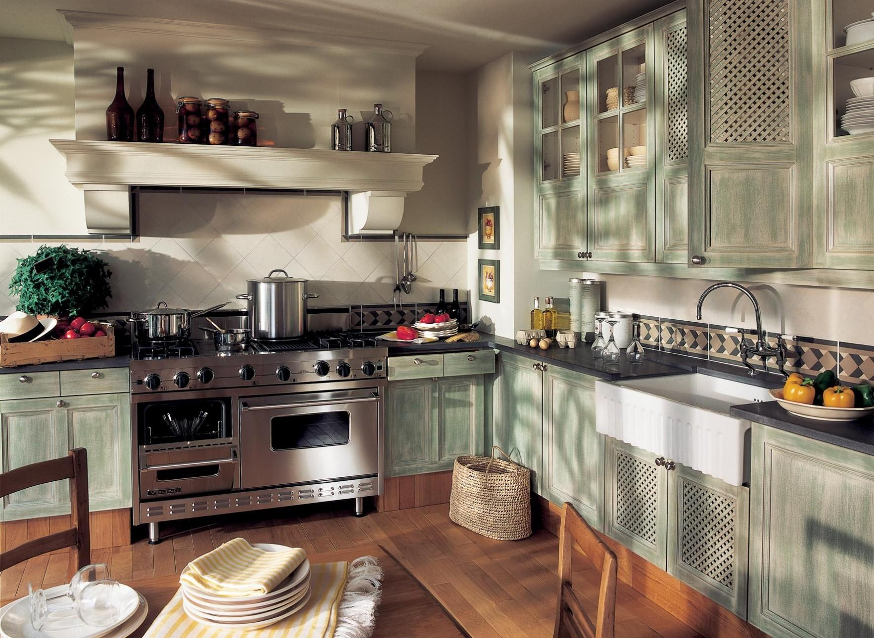 French Proven Kitchen Designed Modern Lifestyles