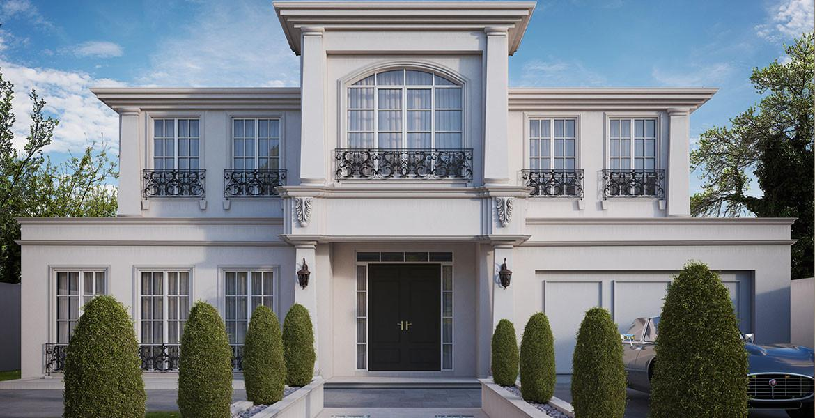 French Provincial Homes Builders Melbourne