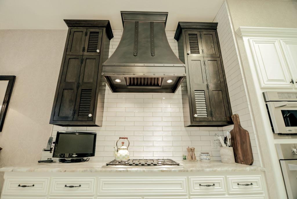 French Provincial Kitchen Vintage Modern Design Build