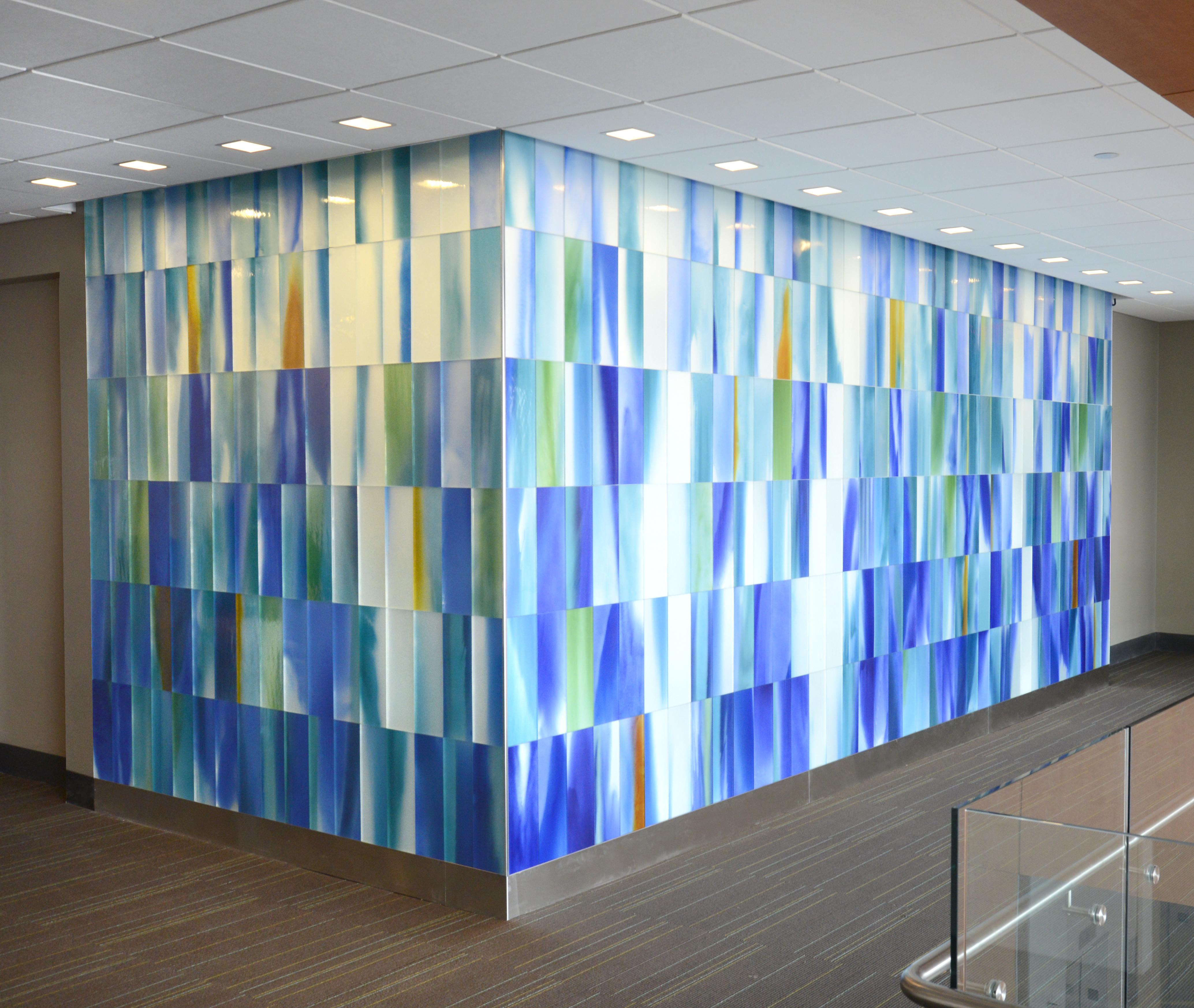 Fresh Architectural Glass Wall Panels
