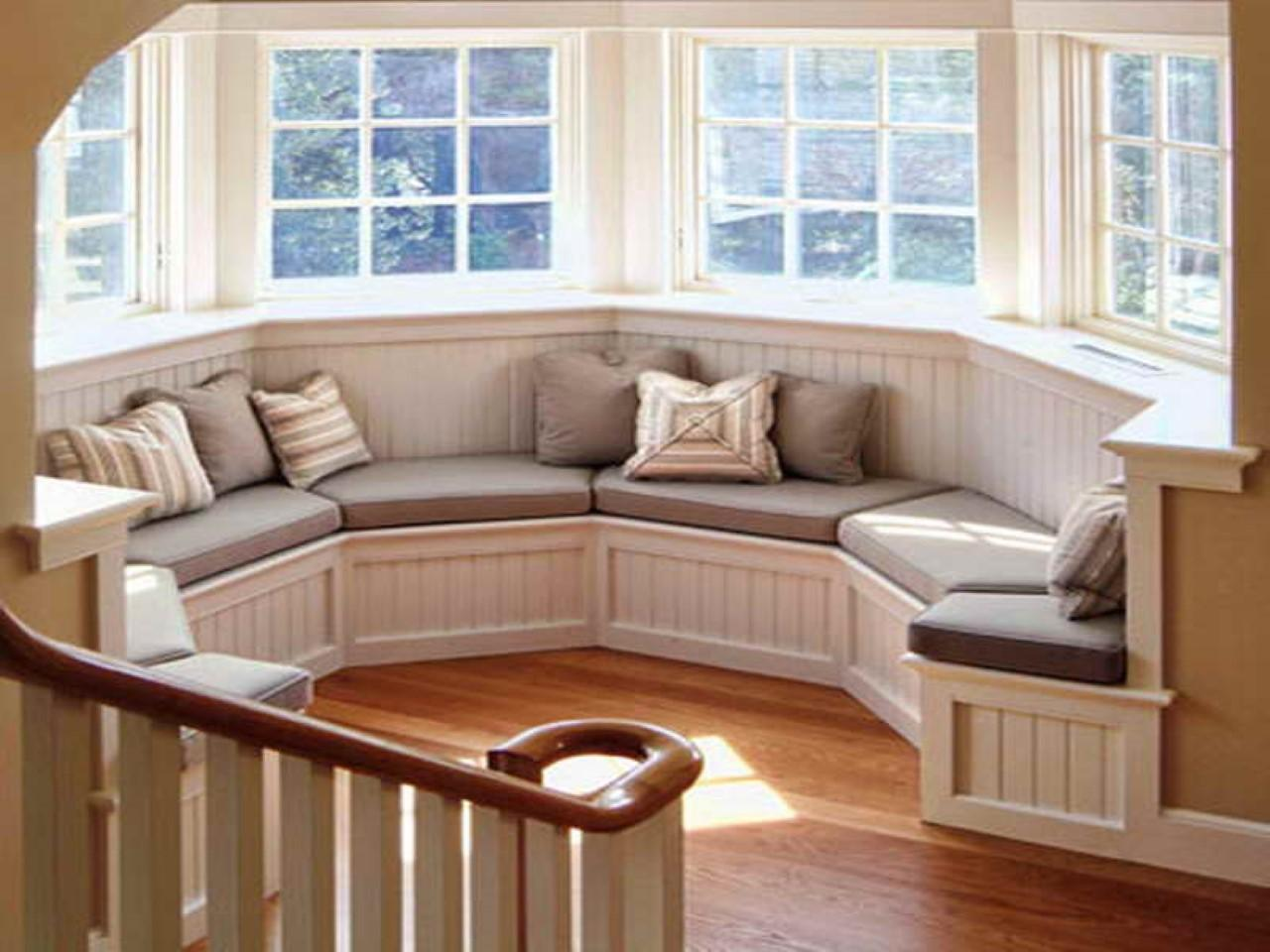 Fresh Bay Window Seat Living Room 9039
