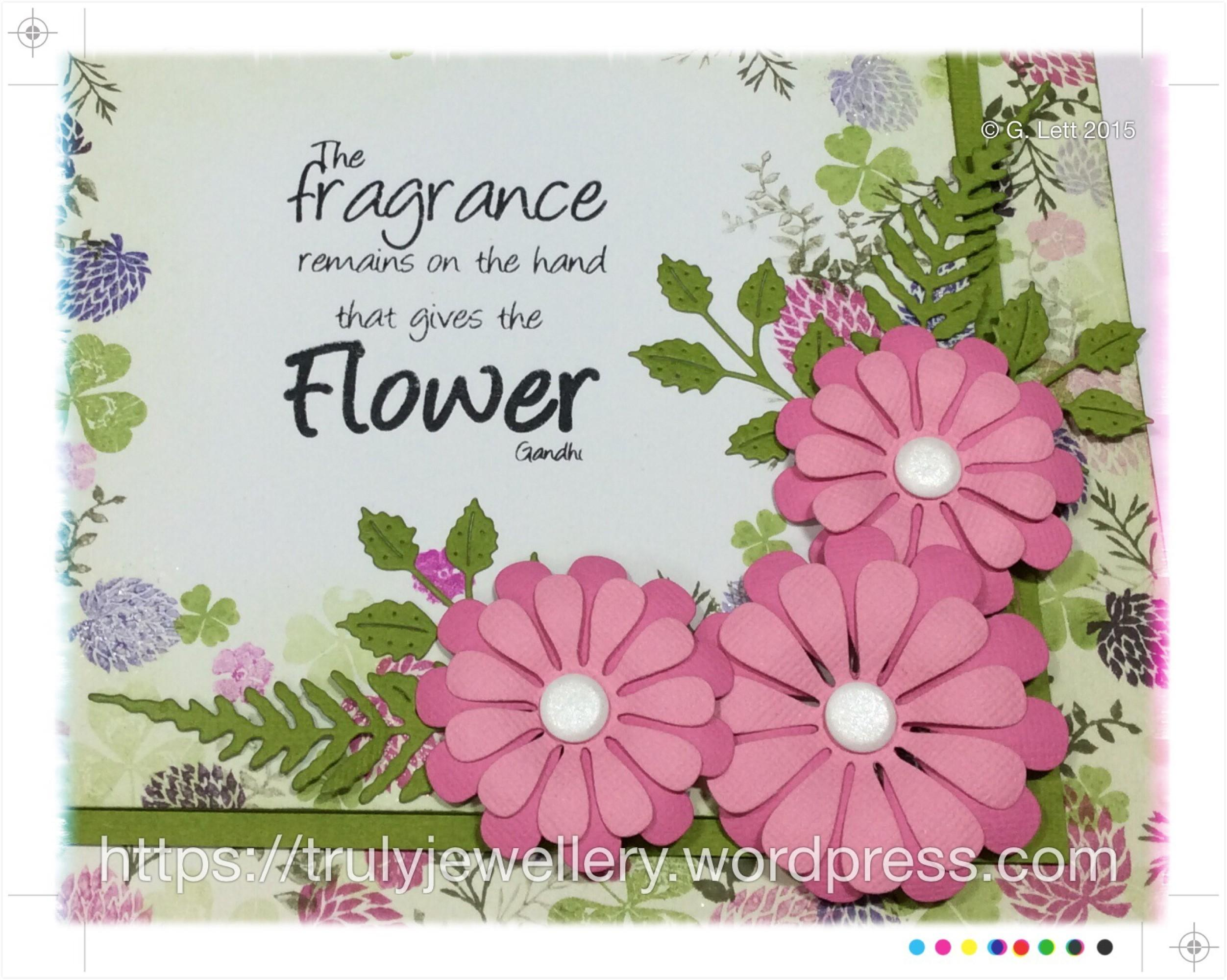 Fresh Floral Truly Jewellery Crafts