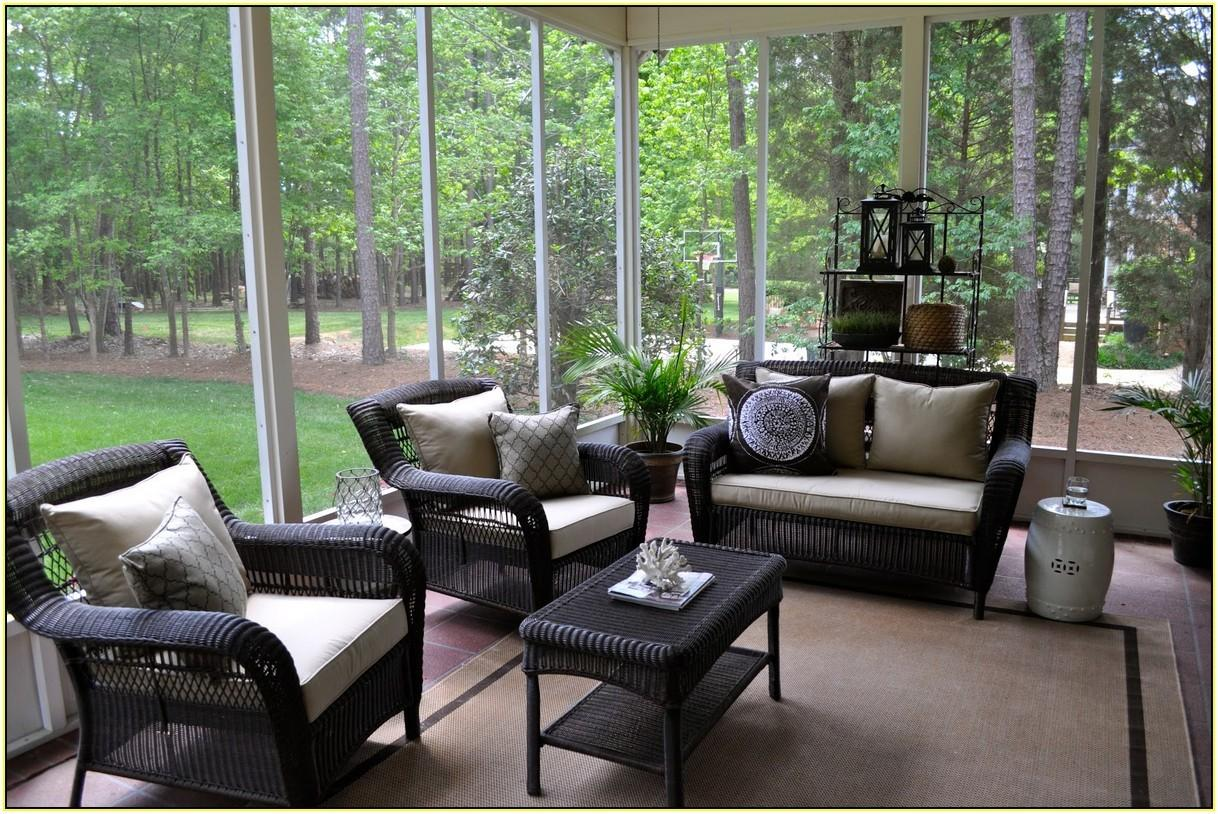 Fresh Manchester Screened Back Porch Furniture