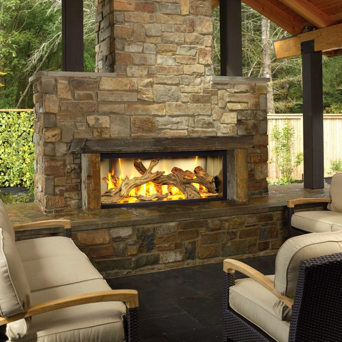 Incredible Decorate Around Fireplace Outdoor That No One Can