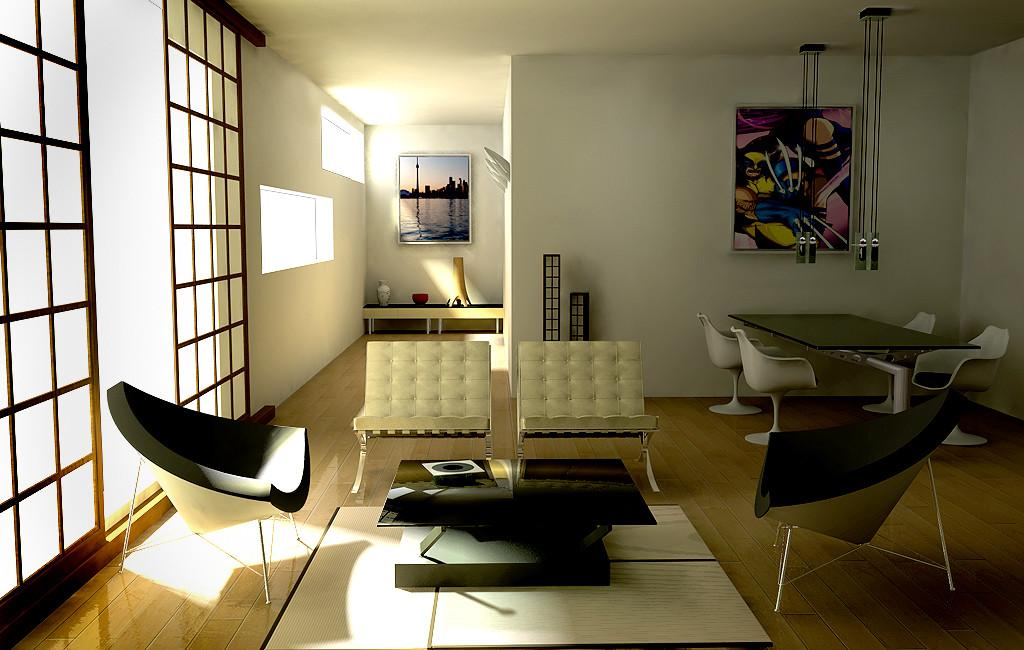 Fresh Stylish Modern Bachelor Pad Ideas Collection