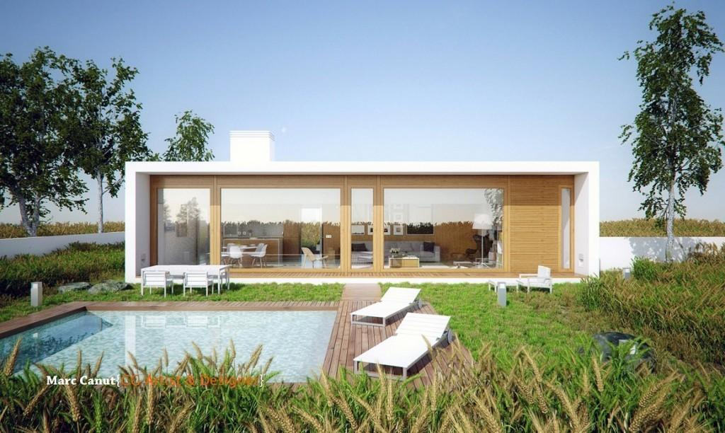 Fresh Take Guest House Marc Canut Visualized